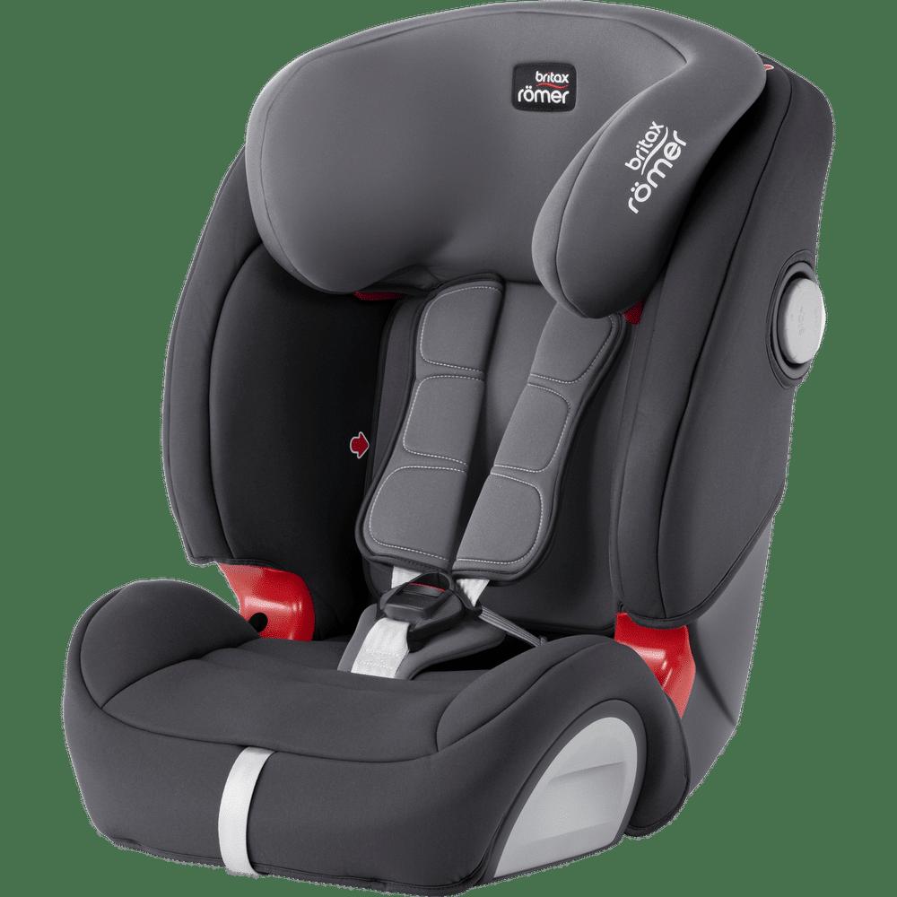 Britax Romer EVOLVA 1-2-3 SL SICT Storm Grey Κάθισμα Αυτοκινήτου