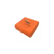 Carl Oscar Sandwich Boxes Moose Orange - Bebe Home Βρεφικά Είδη