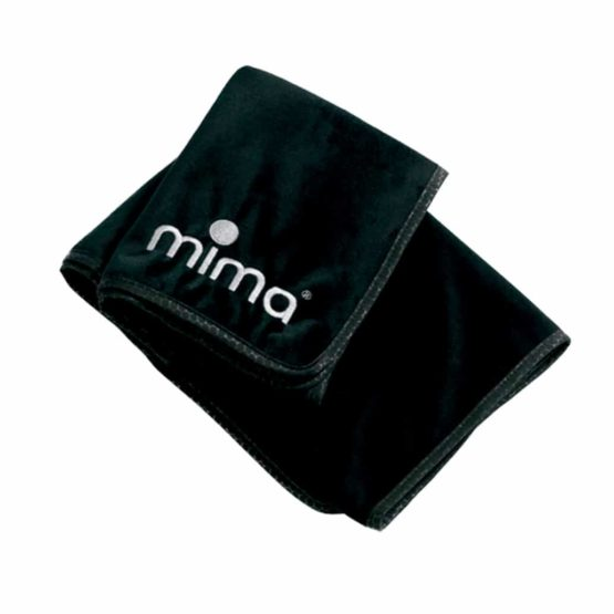 Mima Xari Blanket Black