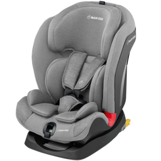 Maxi Cosi Titan Nomad Grey Group 1 2 3 Child Seat.14943a