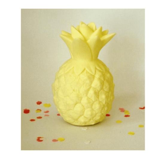 Mini Pineapple Light Yellow2