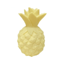 A Little Lovely Company MINI PINEAPPLE LIGHT - YELLOW