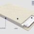 Grecostrom παιδικό στρώμα Μίνωας (66-74*140cm) - Bebe Home Βρεφικά Είδη