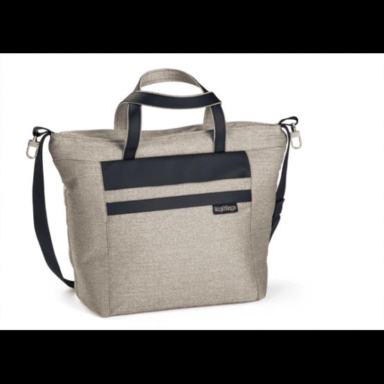 Peg Perego τσάντα-αλλαξιέρα Luxe Ecru