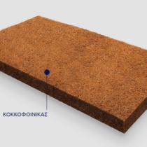 Grecostrom παιδικό στρώμα Ιόλη (66-74*140cm) - Bebe Home Βρεφικά Είδη