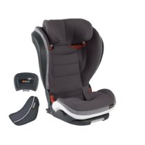 BeSafe iZi Flex FIX i-Size Κάθισμα Αυτ/του Metallic Melange - Bebe Home Βρεφικά Είδη