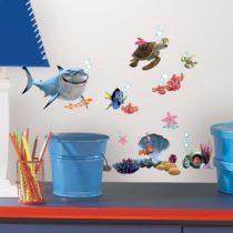 "ROOMMATES Αυτοκόλλητα Τοίχου ""Nemo"" - Bebe Home Βρεφικά Είδη"