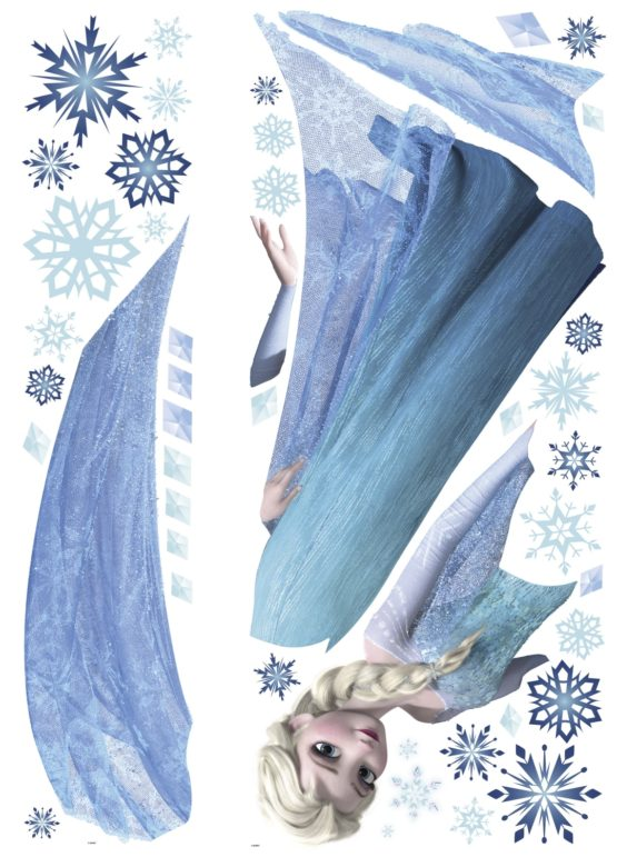 RMK2371GM Frozen Elsa Giant Wall Decals Product
