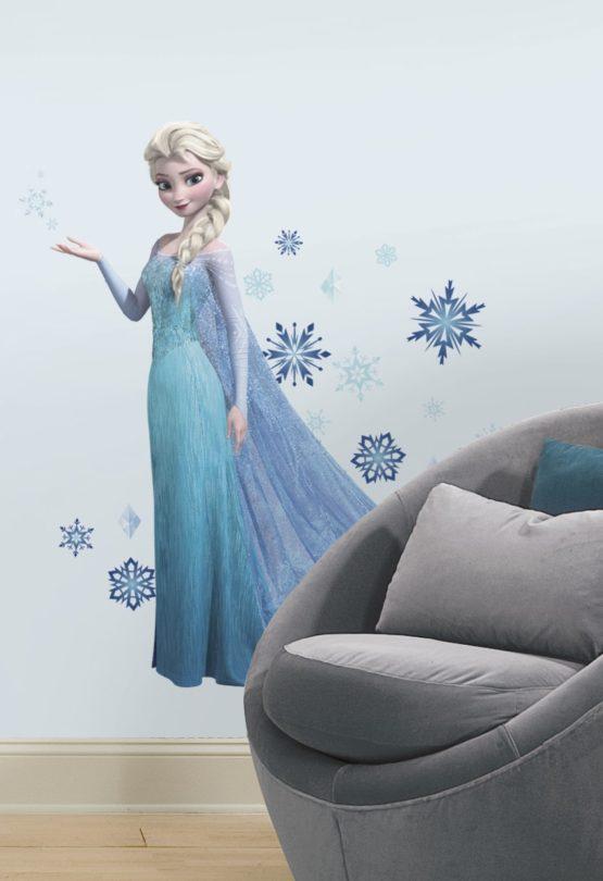 "ROOMMATES Αυτοκόλλητα Τοίχου ""Frozen Elsa"""