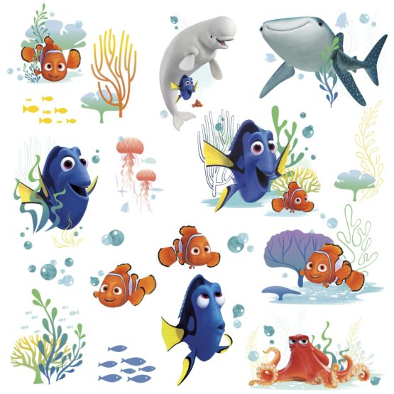 RMK3142SCS Finding Dory Wall Decals SImage