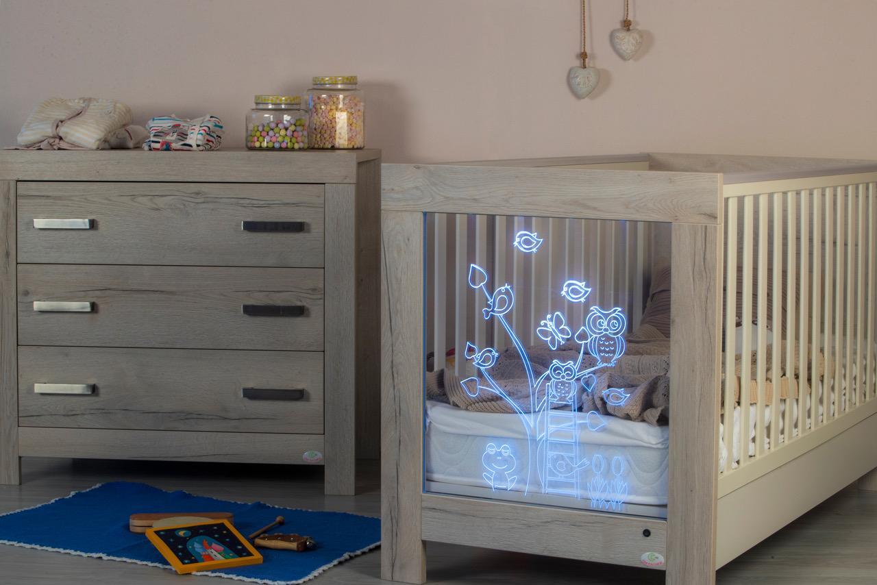 Santa Bebe Ursus Sunbeam Kid's Room Set