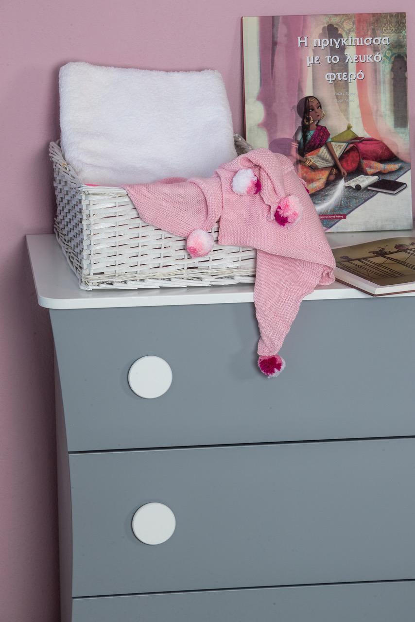 Santa Bebe Προεφηβικό Κρεβάτι Rigel