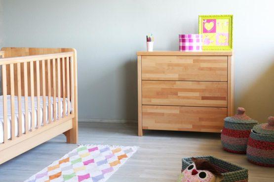 Santa Bebe Sirius Kid's Room Set