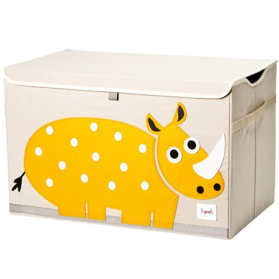 3 Sprouts Κουτί Αποθήκευσης Παιχνιδιών Toy Chest Rhino