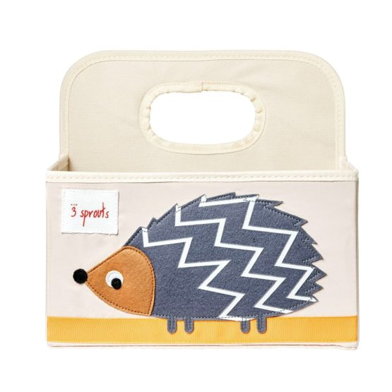 3Sprouts Diaper Caddy Hedgehog 1024x1024@2x