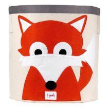 3 Sprouts Καλάθι παιχνιδιών Storage bin Fox