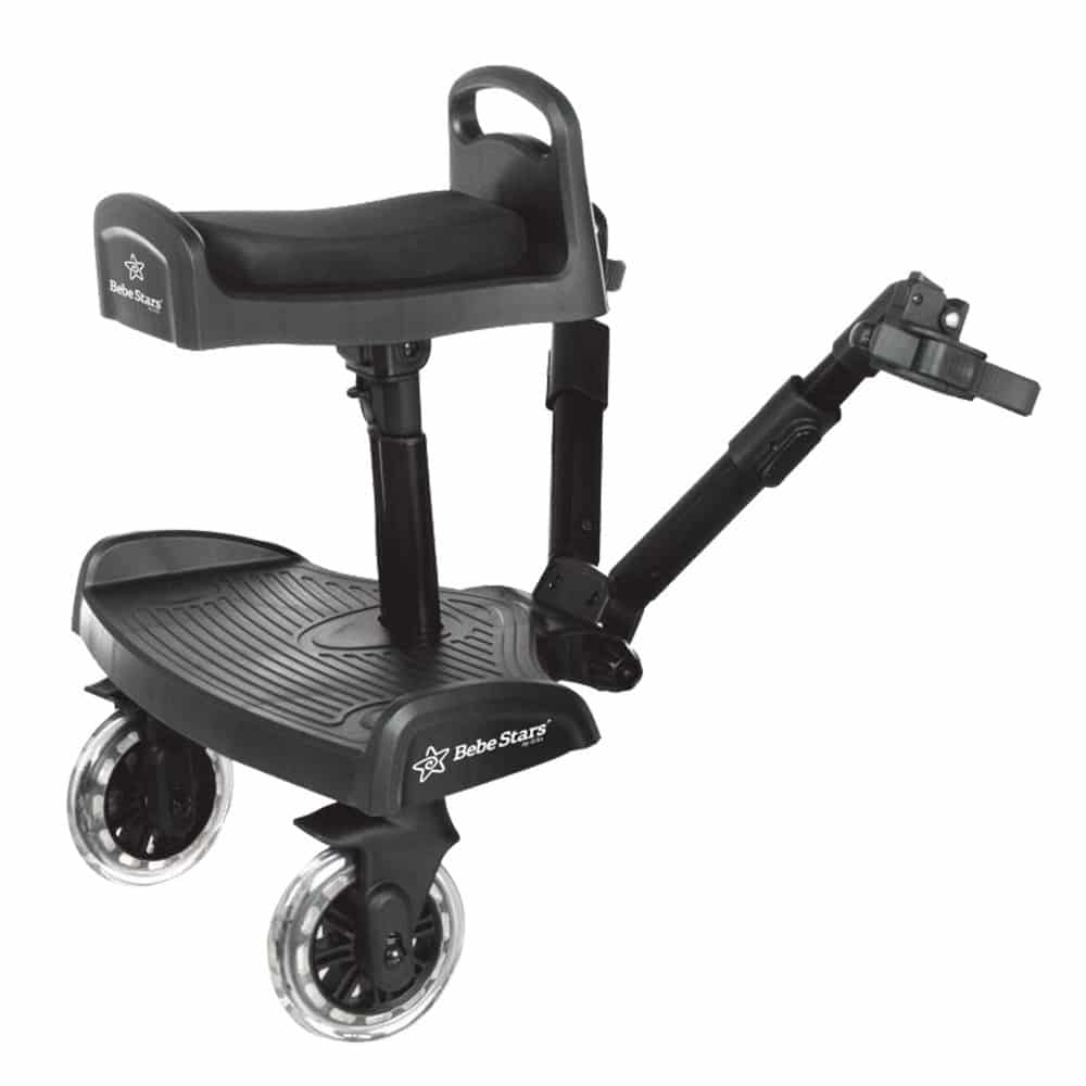 Bebe Stars Stroller Board With Seat For 2nd Child