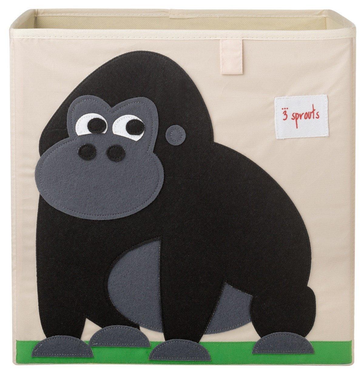 3 Sprouts Κουτί αποθήκευσης παιχνιδιών Storage Box Gorilla