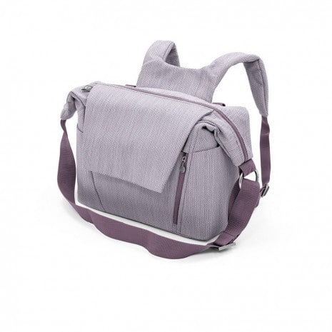 Stokke® Changing Bag Brushed Lilac