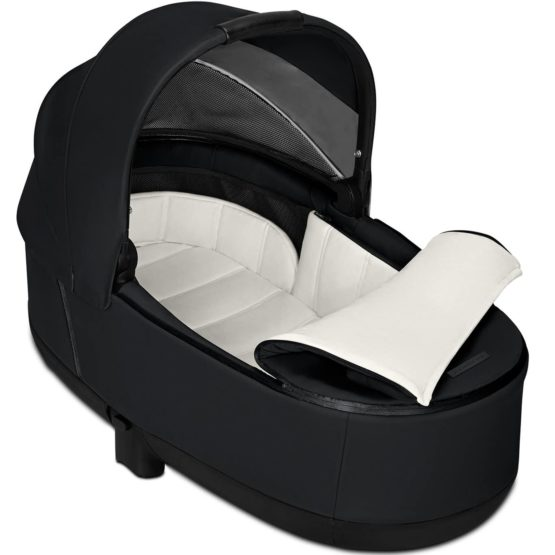 The Baby Room Cybex Priam Carrycot Lux Premium Black 02