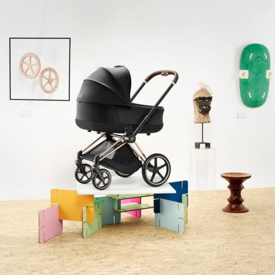 The Baby Room Cybex Priam Lux Carrycot Lifestyle