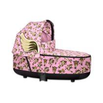 10269 1 63 PRIAM LUX Carry Cot Design Jeremy Scott Cherubs Pink