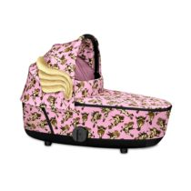 10270 1 63 MIOS LUX Carry Cot Design Jeremy Scott Cherubs Pink
