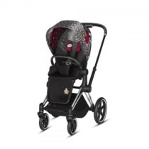 Cybex Καρότσι Priam Rebellious Fashion Collection - Bebe Home Βρεφικά Είδη