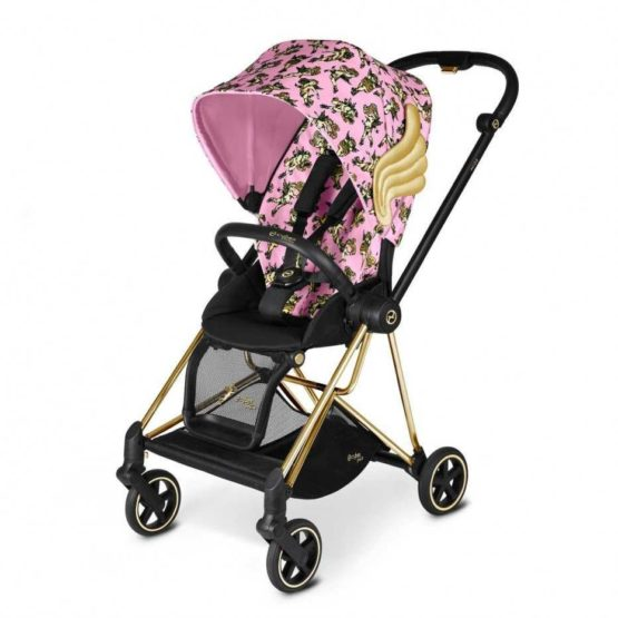 Cybex Καρότσι Mios Cherub Pink by Jeremy Scott
