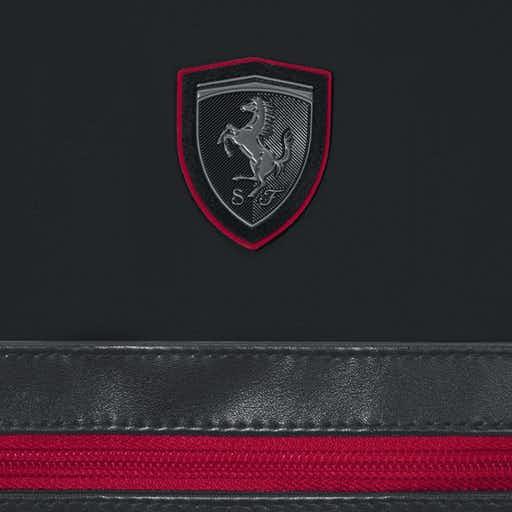 The Baby Room Cybex Scuderia Ferrari Changing Bag Victory Black Logo