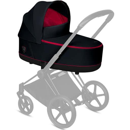 The Baby Room Cybex Scuderia Ferrari Priam Carrycot Victory Black 2