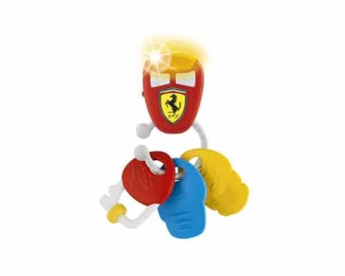 Chicco Κουδουνίστρα – μασητικό Chicco κλειδιά με ήχο Ferrari