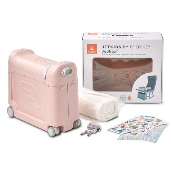 BedBox Pink Lemonade Packaging