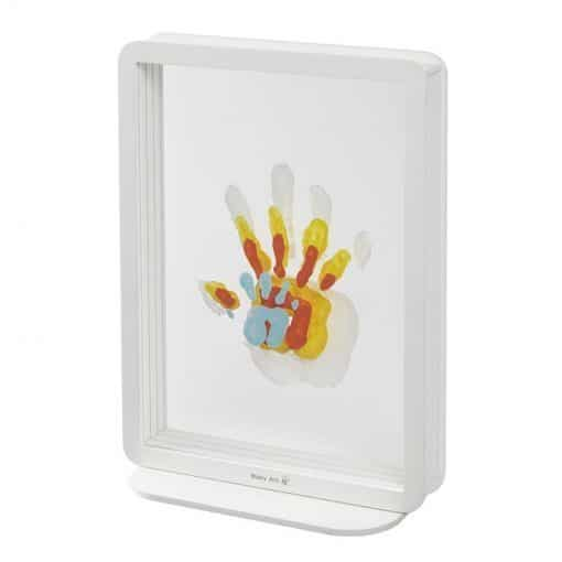 BABY ART Αποτύπωμα Χεριών Family Touch White