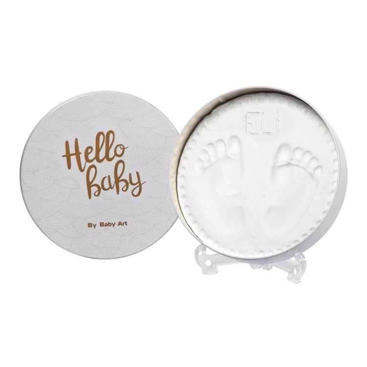 BABY ART Κουτί Αποτύπωμα Magic Box Round Shiny Vibes