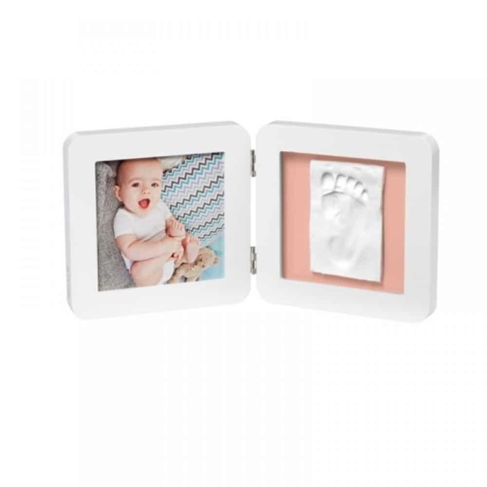 BABY ART Κορνίζα Αποτύπωμα My Baby Touch Simple White