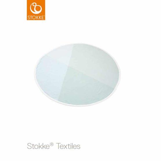 Stokke® κουβέρτα πλεκτή (organic cotton) Mint 95cm