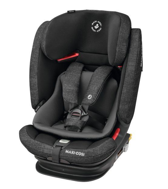 MAXI COSI Κάθισμα Αυτοκινήτου Titan Pro Nomad Black