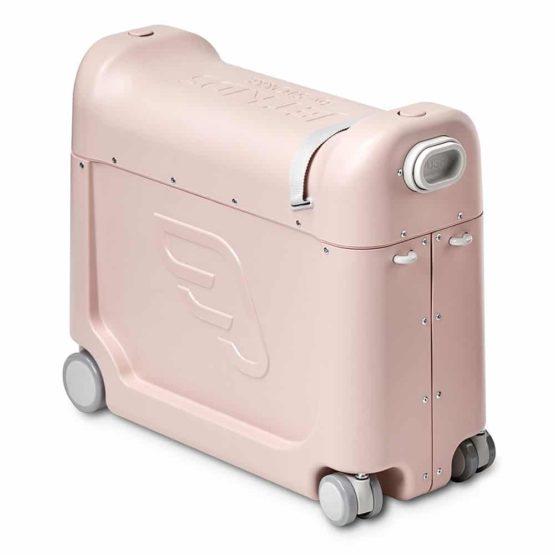 JetKids™ BedBox® by Stokke® βαλίτσα-κρεβατάκι ταξιδιού Pink Lemonade