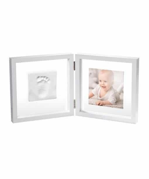 BABY ART Κορνίζα Αποτύπωμα My Baby Style Simple Transparent (με πηλό)