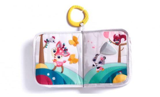 TINY LOVE Παιχνίδι Δραστηριότητας Soft Book Tiny Princess Tales