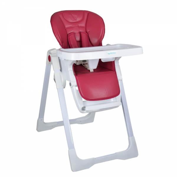 Bebe Stars Meal Feeding Chair Red