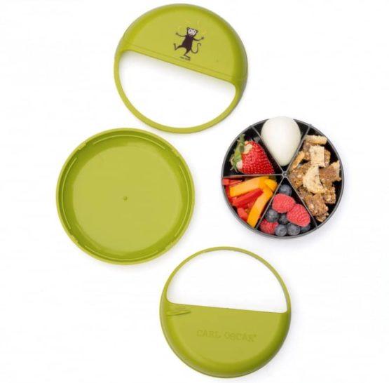 Snackdisk Lime Aap4