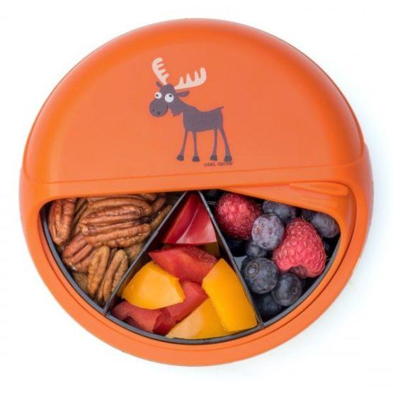 Carl Oscar SnackDISC Orange Moose