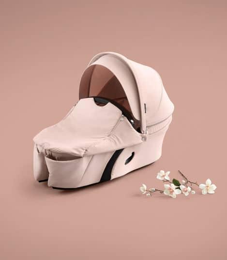 Stokke® Xplory® V6 Πορτ Μπεμπέ Limited Edition Balance Pink
