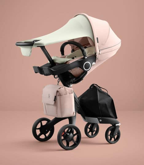 Stokke® Xplory® Balance Καρότσι Limited Edition Pink