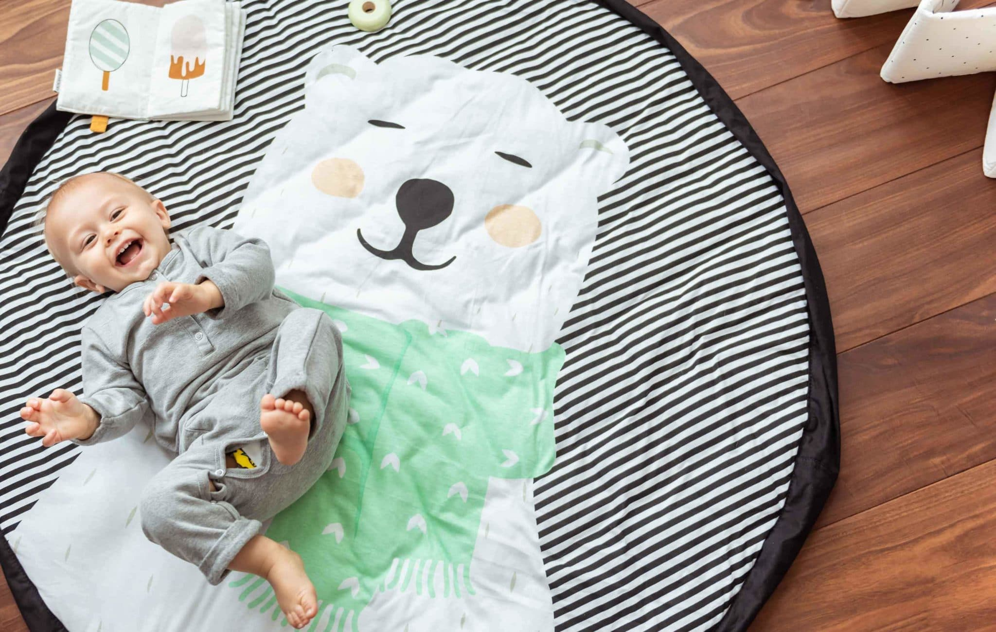 PlayGo Soft Polar Bear Lifestyle 7