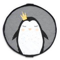 PLAY&GO. Στρώμα παιχνιδιού μαλακό - τσάντα 2 σε 1. Πιγκουίνος
