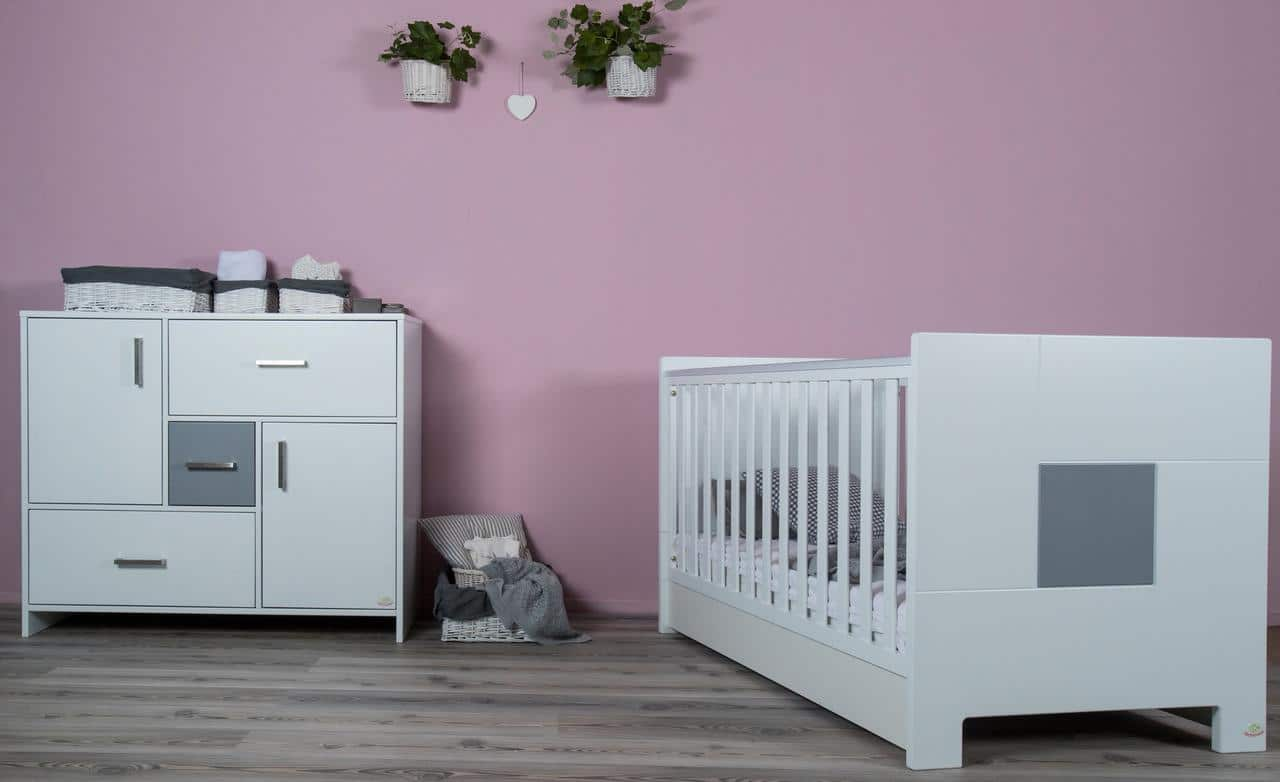Santa Bebe Lacerta Kids Room Set
