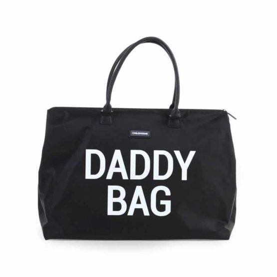 CHILDHOME Τσάντα Αλλαγής Daddy Bag Big Black